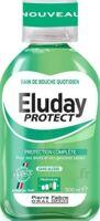 Pierre Fabre Oral Care Eluday Protect Bain De Bouche 500ml à VILLEMUR SUR TARN